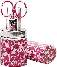 Духи, Парфюмерия, косметика Маникюрный набор для девочек, 5 предметов - Titania