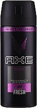 "Духи, Парфюмерия, косметика Антиперспирант-аэрозоль ""Эксайт"" для мужчин - Axe Deodorant Bodyspray Dry Excite"
