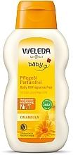 Духи, Парфюмерия, косметика Масло для младенцев - Weleda Calendula Pflegeol