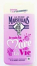 "Духи, Парфюмерия, косметика Гель для душа ""Ежевика"" - Le Petit Marseillais Blackberry Shower Gel"