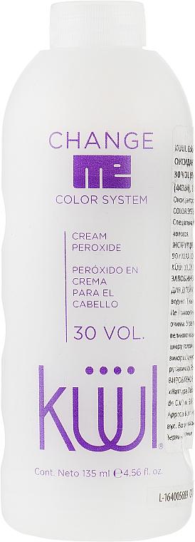 Окислитель 30Vol (9%) - Kuul Color System Peroxide 30Vol