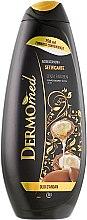 Духи, Парфюмерия, косметика Увлажняющий гель для душа с аргановым маслом - Dermomed Argan Oil Shower Gel