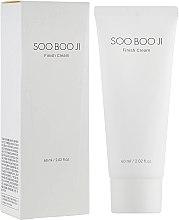 Духи, Парфюмерия, косметика Финишный крем для лица - A'pieu Soo Boo Ji Finish Cream