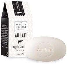 Духи, Парфюмерия, косметика Увлажняющее мыло для рук - Scottish Fine Soaps Au Lait Luxury Milk Soap