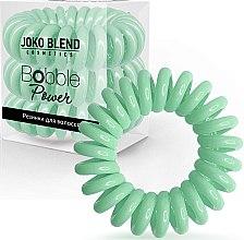 Духи, Парфюмерия, косметика Резинки для волос - Joko Blend Power Bobble Mint