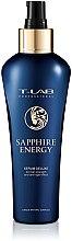 Духи, Парфюмерия, косметика Сыворотка для силы волос и эффекта анти-эйдж - T-LAB Professional Sapphire Energy Serum Deluxe