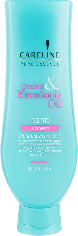 """Кондиционер для нормальных волос """"Орхидея и масло Макадамии"""" - Careline Pure Essence Conditioner for Normal Hair"""