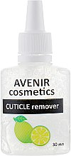 """Парфумерія, косметика Засіб для видалення кутикули """"Лайм"""" - Avenir Cosmetics Cuticle Remover"""