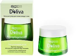 Бальзам-уход для кожи вокруг глаз - D'oliva Pharmatheiss Cosmetics — фото N2