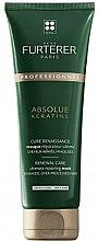 Духи, Парфюмерия, косметика Маска для густых волос - Rene Furterer Absolue Keratine Renewal Care Mask Thick Hair