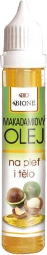 "Масло для лица и тела ""Макадамия"" - Bione Cosmetics Macadamia Face and Body Oil"