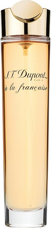 S.T. Dupont A La Francaise Pour Femme - Парфюмированная вода