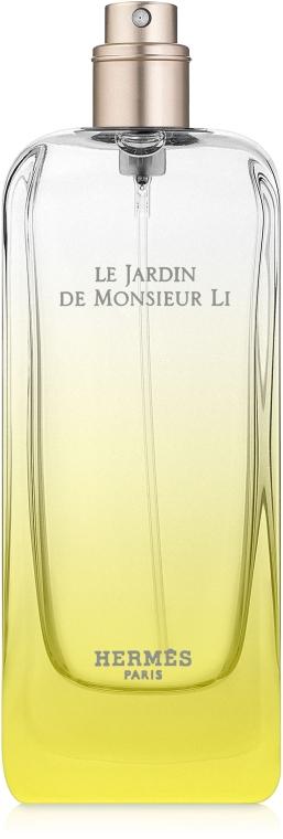 Hermes Le Jardin de Monsieur Li - Туалетная вода (тестер без крышечки)