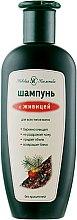 Шампунь для волосся з живицею - Невская Косметика — фото N1
