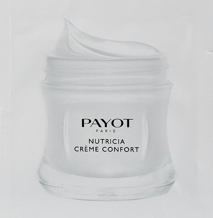 Питательный и восстанавливающий крем для сухой кожи - Payot Nutricia Creme Confort Nourishing & Restructuring Cream (пробник)