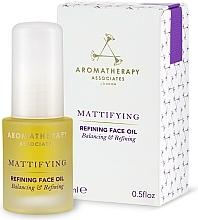 Духи, Парфюмерия, косметика Матирующее очищающее масло для лица - Aromatherapy Associates Mattifying Refining Face Oil