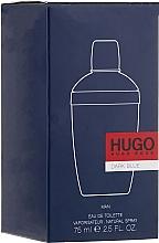 Духи, Парфюмерия, косметика Hugo Boss Hugo Dark Blue - Туалетная вода