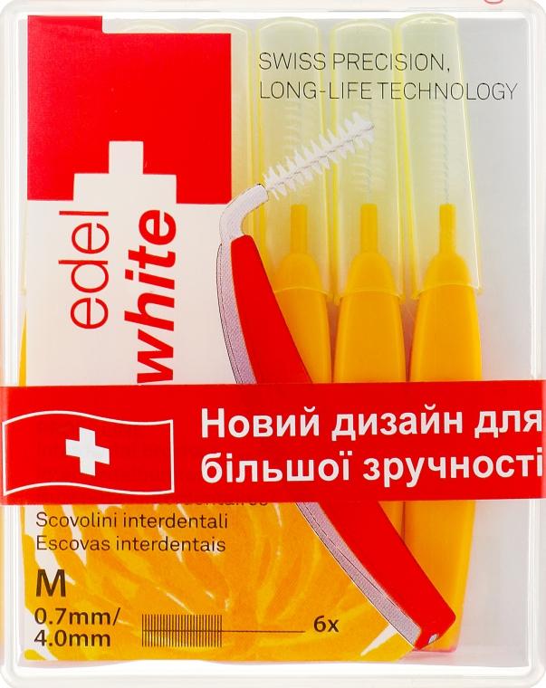 """Щётки """"Profi-Line"""" для межзубных промежутков M - Edel+White Dental Space Brushes M"""