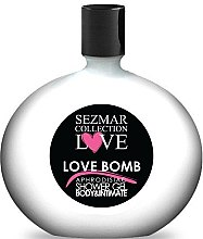 Духи, Парфюмерия, косметика Гель для душа - Hristina Cosmetics Sezmar Love Love Bomb Aphrodisiac Shower Gel