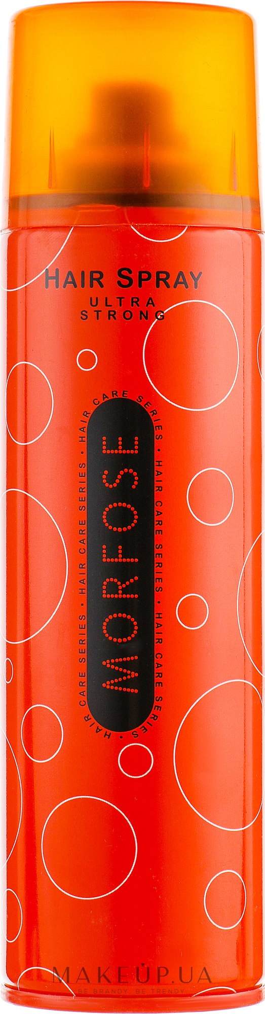 Лак для волос - Morfose Hair Spray Ultra Strong  — фото 200ml