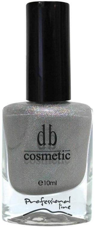 Лак для ногтей - Dark Blue Cosmetics Prof Line Holographic