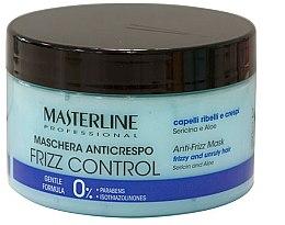 Духи, Парфюмерия, косметика Маска для волос - Masterline Professional Frizz Control Mask