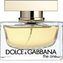 Парфумерія, косметика Dolce&Gabbana The One - Парфумована вода