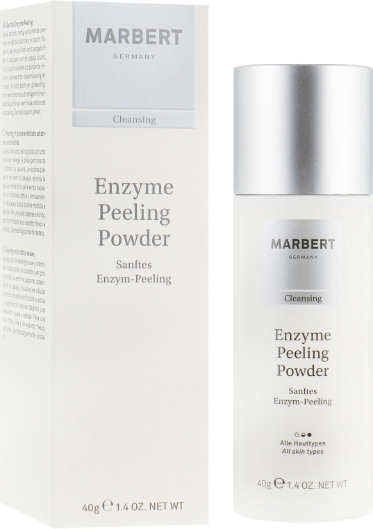 Энзимный пилинг - Marbert Cleansing Enzyme Peeling Powder