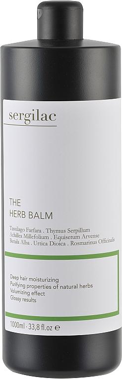 Бальзам-кондиционер травяной - Sergilac The Herb Balm