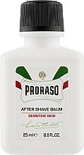 Парфумерія, косметика Крем після гоління - Proraso White After Shave Cream