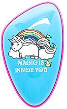 Духи, Парфюмерия, косметика Щетка для волос - Detangler Print Original Magic Is Inside You