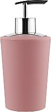 """Духи, Парфюмерия, косметика Дозатор для жидкого мыла """"Marta"""", 350 мл, розовый - Kela"""