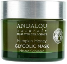 Духи, Парфюмерия, косметика Маска для лица с тыквой и гликолиевой кислотой - Andalou Naturals Brightening Pumpkin Honey Glycolic Mask