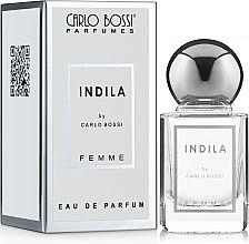 Духи, Парфюмерия, косметика Carlo Bossi Indila Femme - Парфюмированная вода (миниатюра)