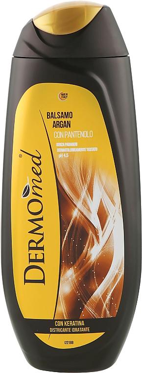 """Бальзам для волос """"Арган с кератином"""" - Dermomed Argan Keratin Balsam"""