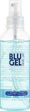 Духи, Парфюмерия, косметика Гель-спрей нормальной фиксации - Dikson Blu Gel Spray Normal Fixing