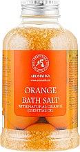 Духи, Парфюмерия, косметика Соль морская для ванн «Апельсин» - Aromatika Bath Salt Orange