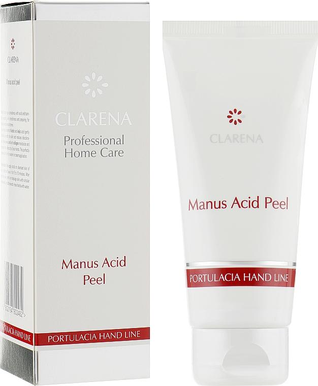 Гелевый пилинг для рук - Clarena Portulacia Hand Line Manus Acid Peel