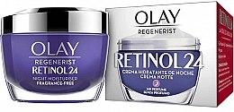 Духи, Парфюмерия, косметика Ночной увлажняющий крем - Olay Regenerist Retinol24 Cream Night Moisturiser