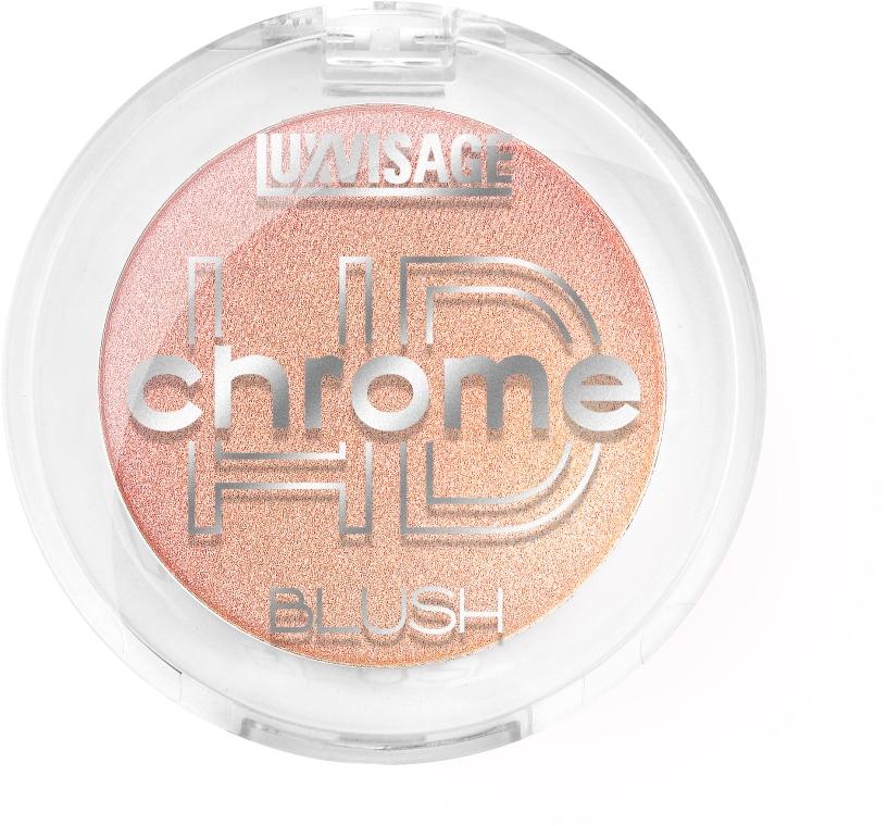 Румяна для лица - Luxvisage HD Chrome Blush