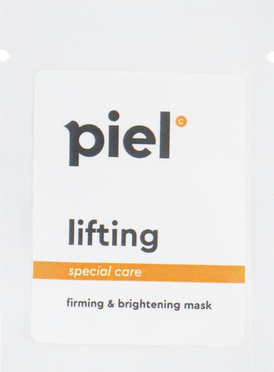 Маска с лифтинг-эффектом - Piel Cosmetics Specialiste Lifting Mask (пробник)