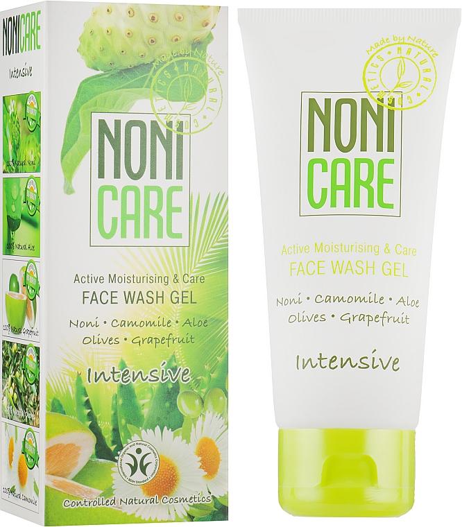 Увлажняющий гель для умывания - Nonicare Intensive Face Wash Gel