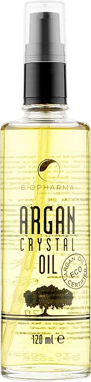 """Лосьйон для волос """"Аргановое масло"""" - Biopharma Argan Crystal Oil Lotion"""