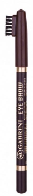 Карандаш для бровей - Gabrini Eye Brow Pencil