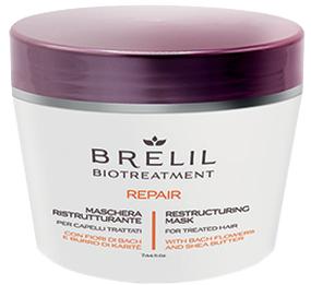 Маска восстанавливающая - Brelil Bio Treatment Repair Mask