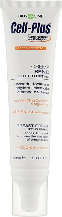 Крем для груди с лифтинг-эффектом - BiosLine Cell-Plus Up Cream Breast Lifting Effect