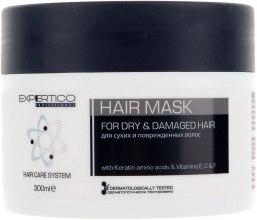 Маска для сухих и поврежденных волос - Tico Professional For Dry&Damaged Hair — фото N1