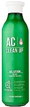 Духи, Парфюмерия, косметика Гель-лосьон для проблемной кожи - Etude House AC Clean Up Gel Lotion