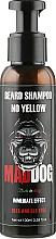 Духи, Парфюмерия, косметика Шампунь для бороды и волос - Mad Dog Beard and Hair Shampoo