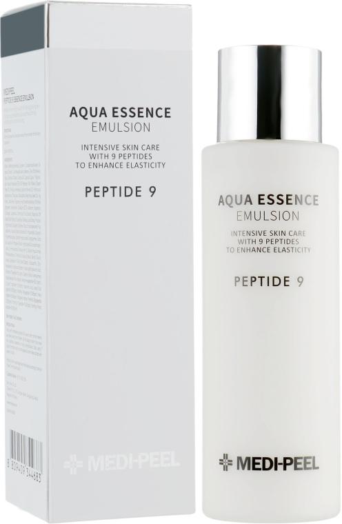 Эмульсия с пептидами для эластичности кожи - Medi Peel Peptide 9 Aqua Essence Emulsion